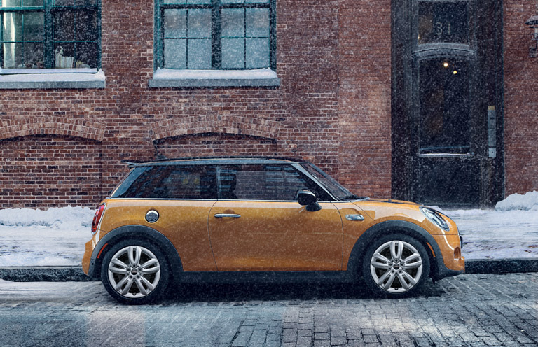MINI APPROVED COLD WEATHER WHEEL PACKAGES.