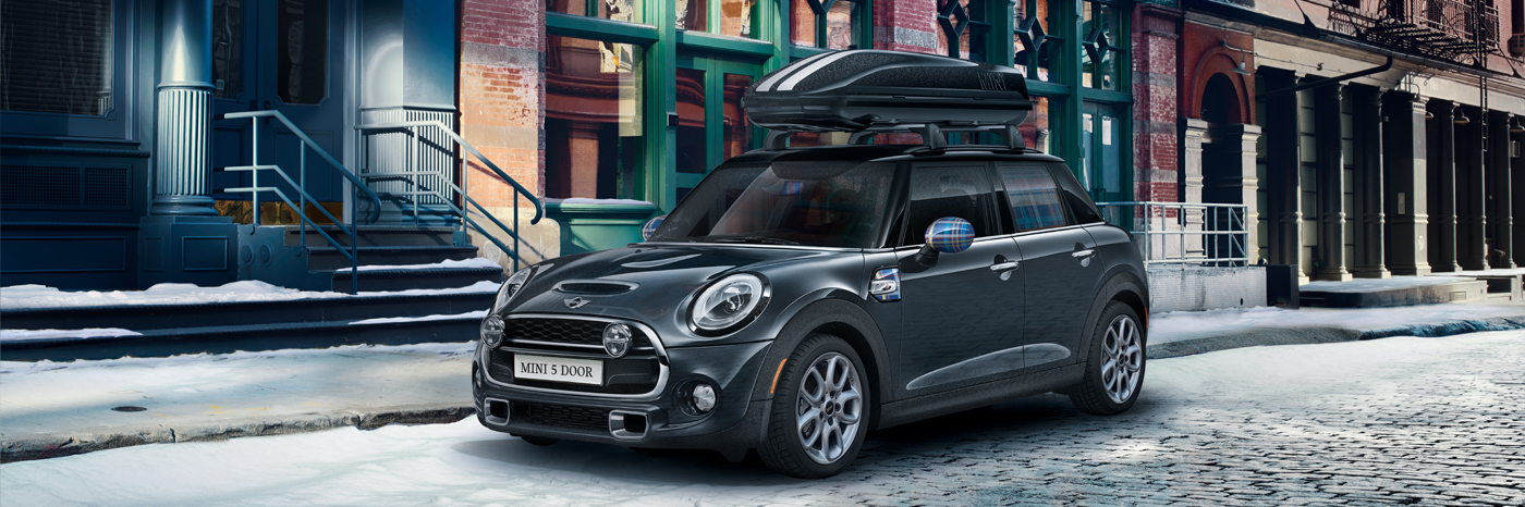 GEAR UP WITH ORIGINAL MINI PARTS, ACCESSORIES, AND SERVICE.