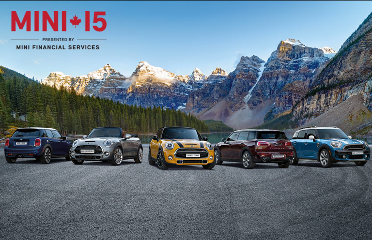CELEBRATING 15 YEARS IN CANADA WITH RATES FROM 1.5%.