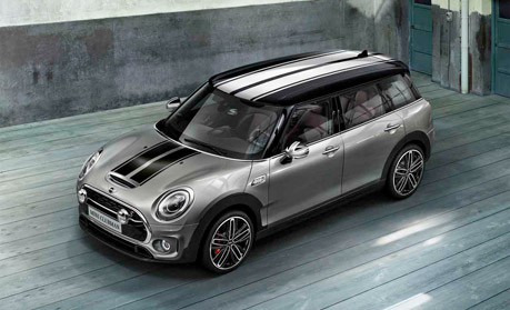 DESIGN YOUR MINI.