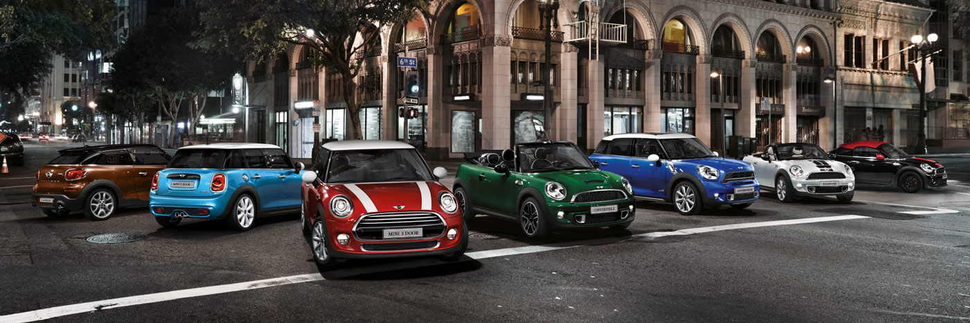 MINI CERTIFIED PRE-OWNED VEHICLES.