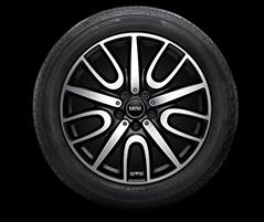 "18"" JCW Thrill Spoke, Style 529, Black"