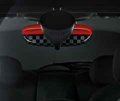 REAR-VIEW INTERIOR MIRROR COVER*