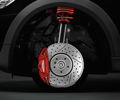 "17"" SPORT BRAKE RETROFIT KIT*"