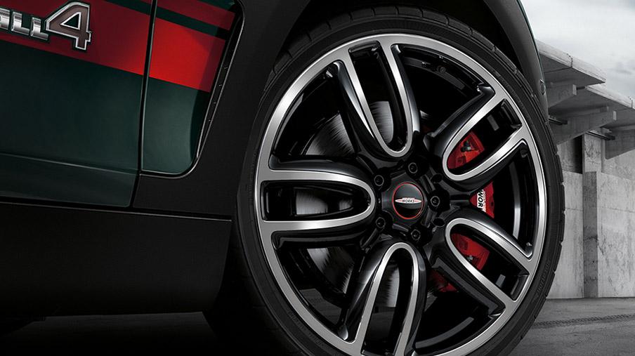 MINI John Cooper Works Clubman ALL4 light alloy wheels