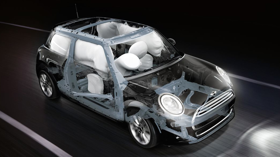 8 AIRBAGS