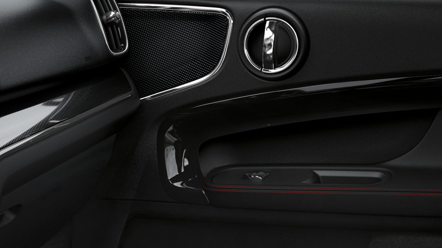 MINI YOURS INTERIOR SURFACES 