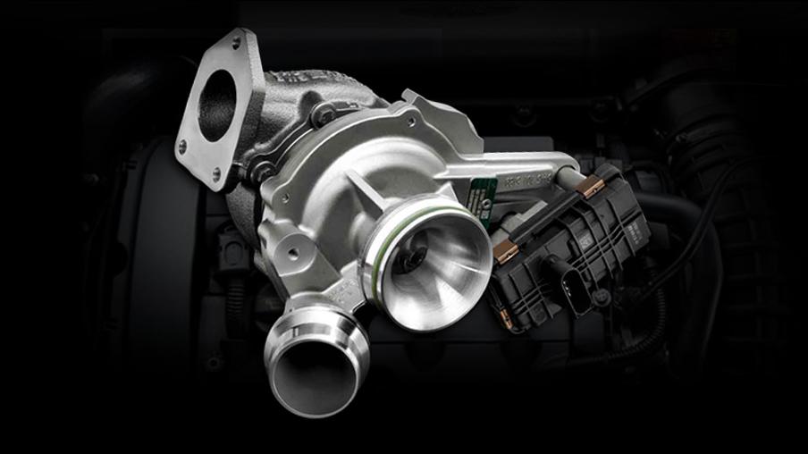 TWIN POWER TURBO ENGINES