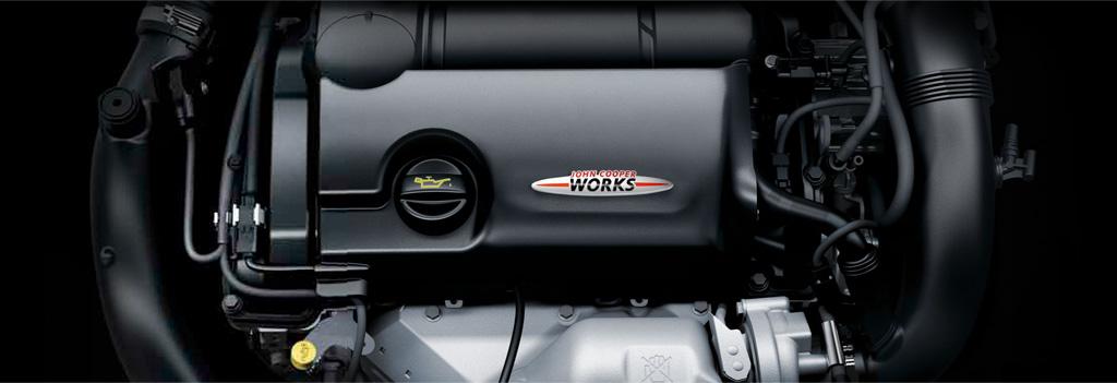POWERFUL ENGINES.