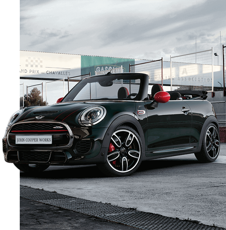 mini john cooper works mini canada. Black Bedroom Furniture Sets. Home Design Ideas