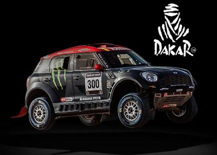 Dakar Rally Championship.