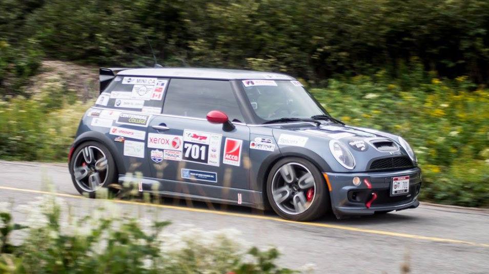 MINI Motorsports | MINI Durham
