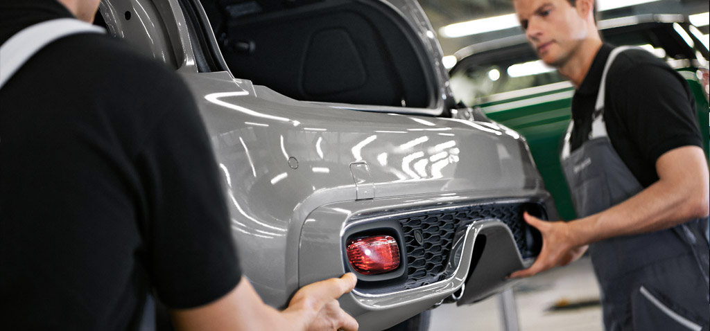 QUALITY SERVICE FOR YOUR MINI.