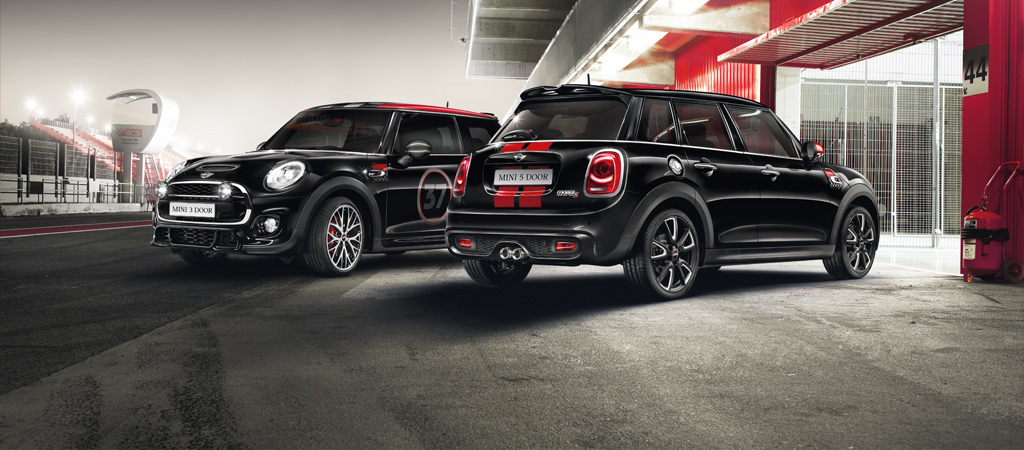 MINI JOHN COOPER WORKS PRO PARTS.