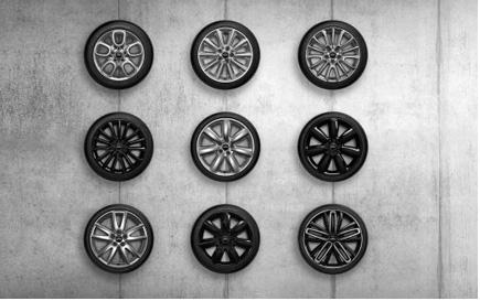 High-Performance Wheels.