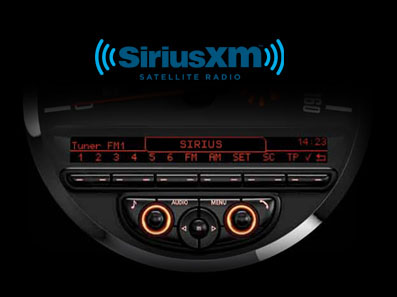 SiriusXM Satellite Radio Tuner.