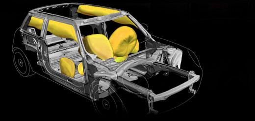 Intelligent Airbags.