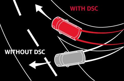 Dynamic Stability Control (DSC).