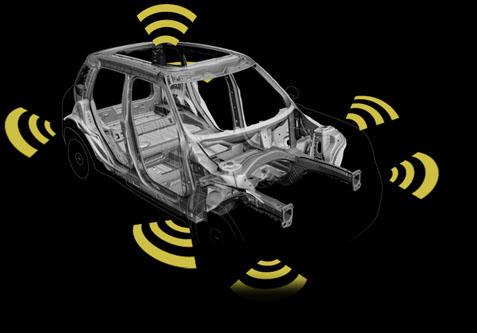 Crash Sensor System.