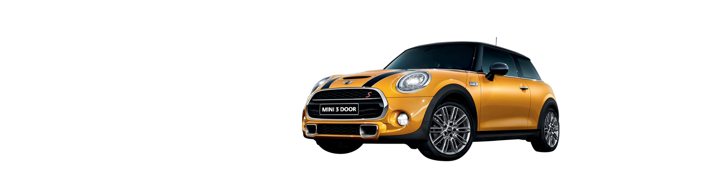 THE NEW MINI 3 DOOR.